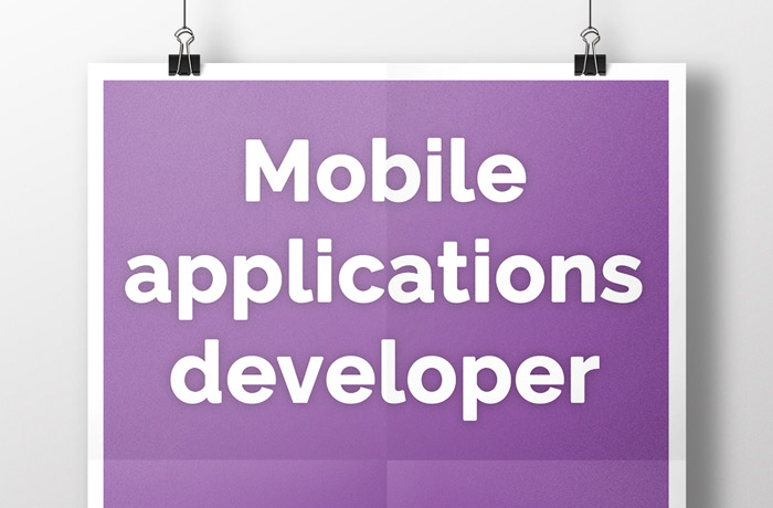 Mobile applications developer