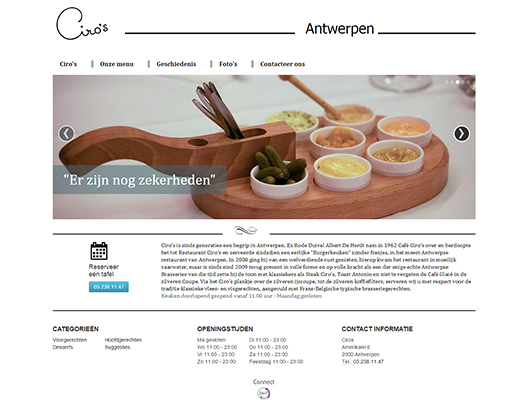 Website template3